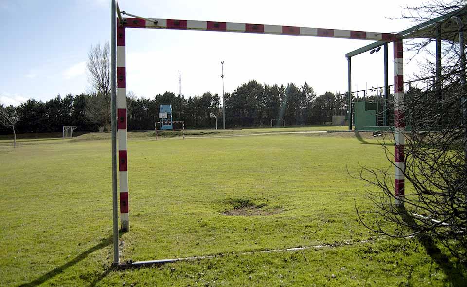 Campos de fútbol y fútbol sala de césped en Valladolid