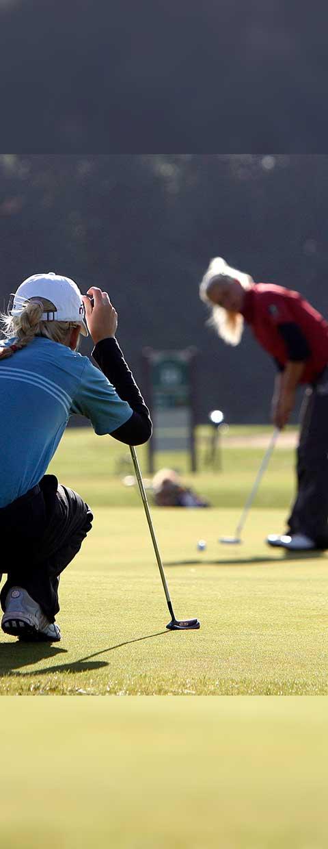 Campeonato femenino de 1ª, 2ª y 3ª categoria de golf de Castilla y León, el 29 de agosto en La Galera