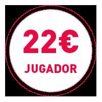 Precio del Campeonato Femenino de golf de 1ª, 2ª y 3ª categoría de Castilla y León