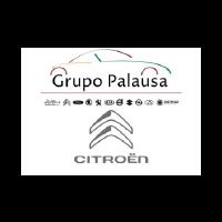 Logo de Citroën Grupo Palausa como colaborador o patrocinador de evento en La Galera, Valladolid