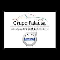 Logo de Volvo Grupo Palausa como colaborador o patrocinador de evento en La Galera, Valladolid