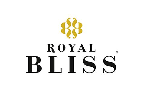 Logotipo de Royal Bliss como colaborador de evento en La Galera