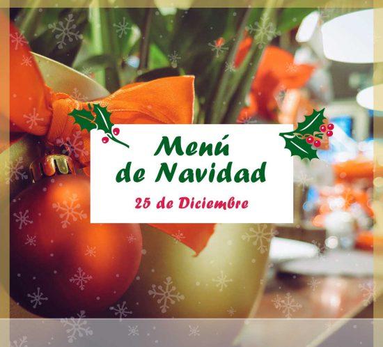 Menú de Navidad 2020 disponible para llevar a casa del Club de Campo La Galera