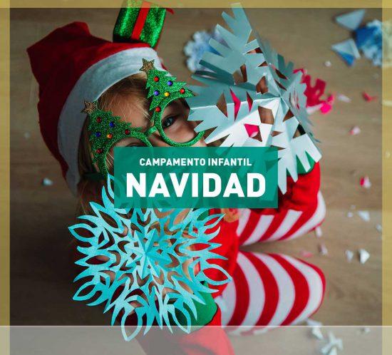 Destacada para campamento infantil de Navidad 2020 en La Galera, Valladolid