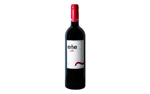 Logotipo del Vino Eñe Roble como colaborador de evento en La Galera