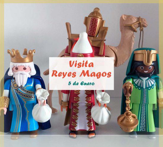 Destacada para la Carta y Visita de los Reyes Magos a La Galera
