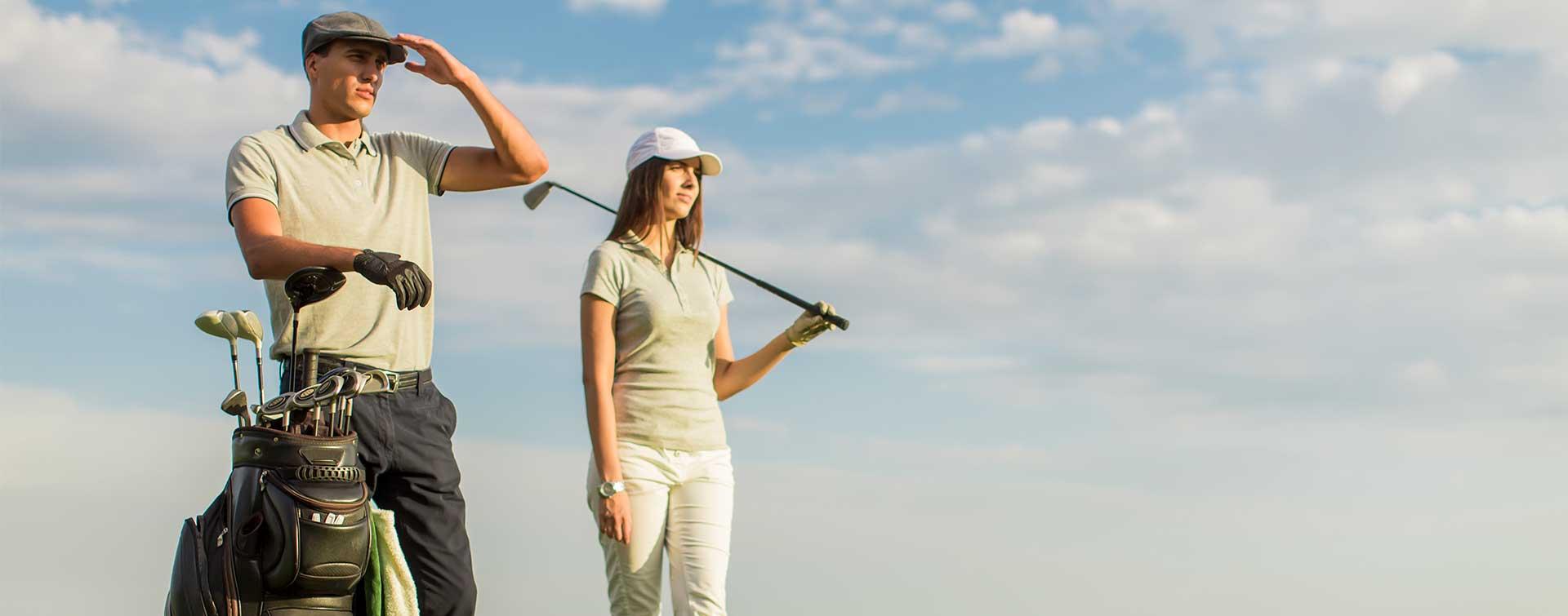 Open Golf por parejas en Febrero