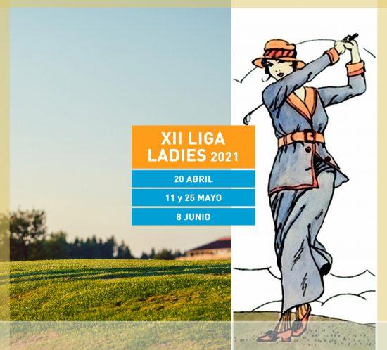 Tornero Liga Ladies XII en La Galera 2021