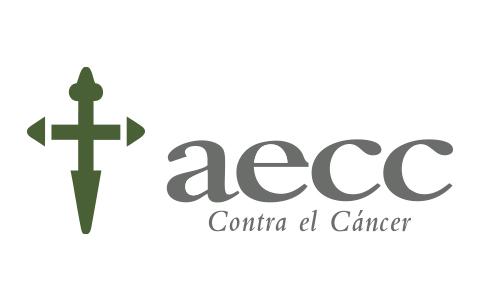 Logo Asociación contra el cáncer