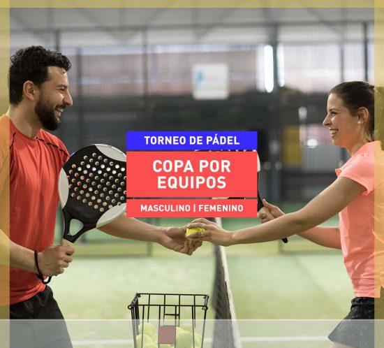 Copa La Galera por Equipos de pádel del 26 de abril al 12 de junio en La Galera, en Valladolid