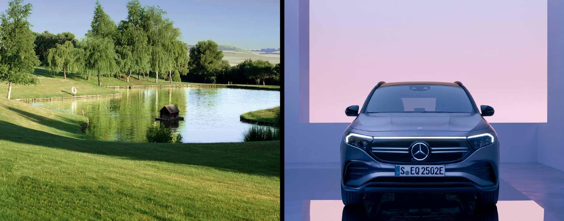 Cabecera para el Torneo EQA Adarsa Mercedes-Benz de golf de mayo de 2021
