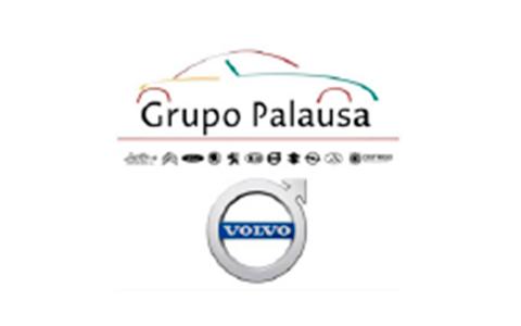 Logo Palausa Volvo