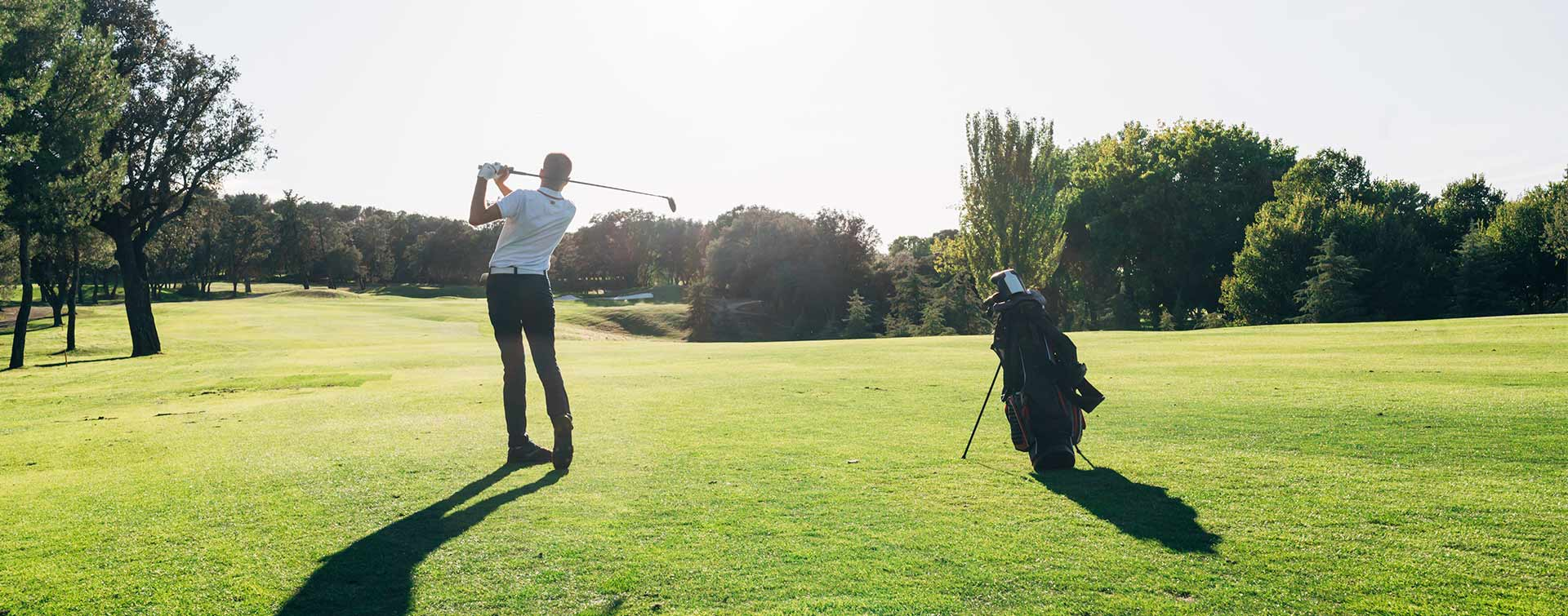 Cabecera del Circuito 9 hoyos CyL de golf en el Club La Galera