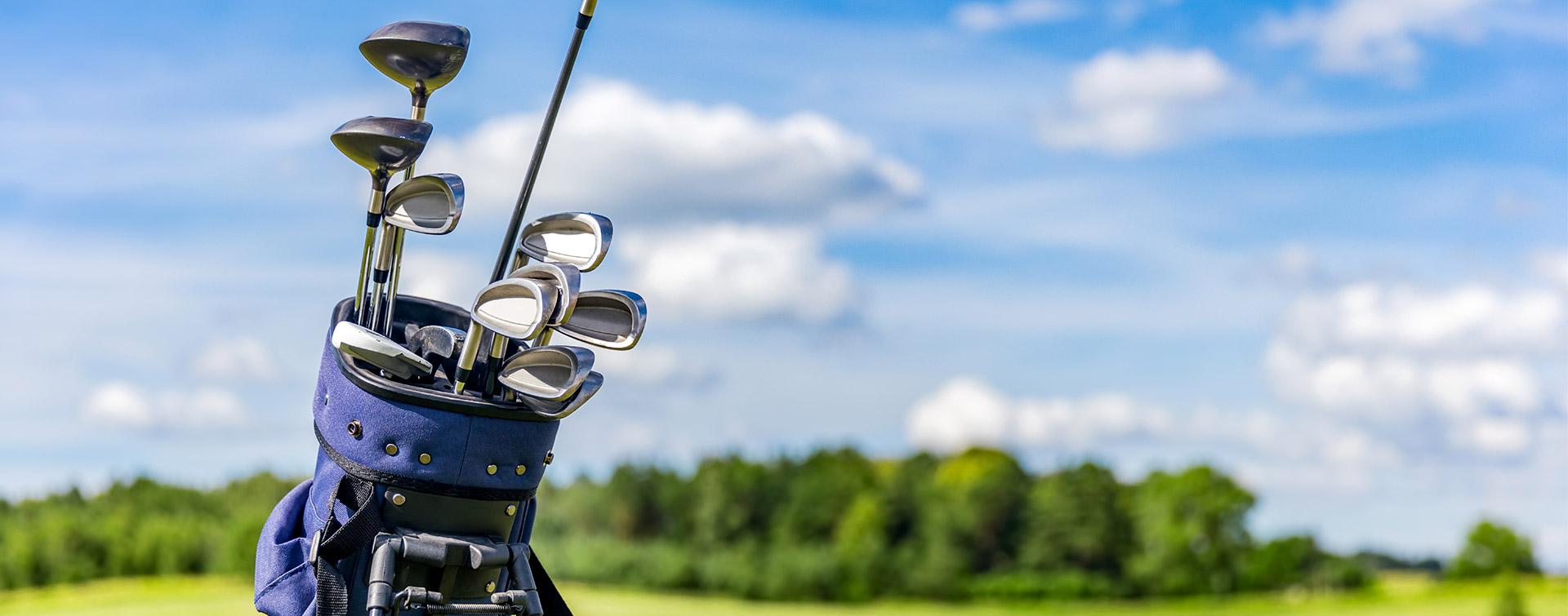 Cabecera del Open de golf primavera en mayo de 2021