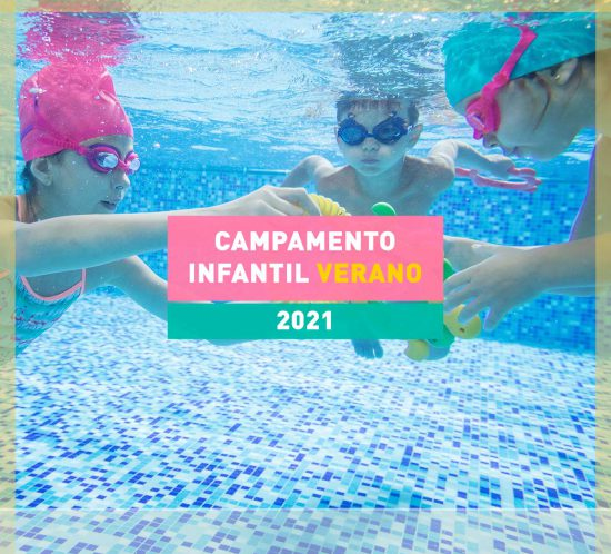 Destacada foto piscina para el Campamento Infantil Verano 2021 de La Galera, en Valladolid