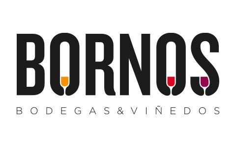Logo Bornos bodegas y viñedos