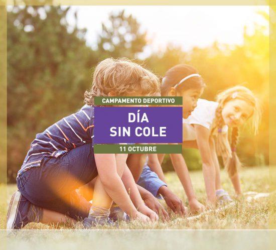 Campamento Deportivo Día sin cole en La Galera 2021