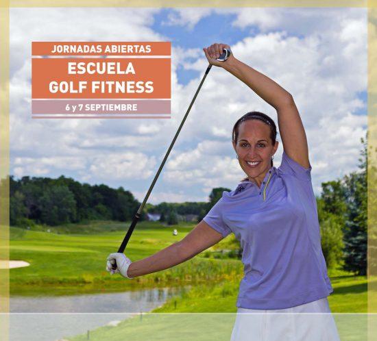 Puertas Abiertas de Golf Fitness el 6 y 7 de septiembre 2021